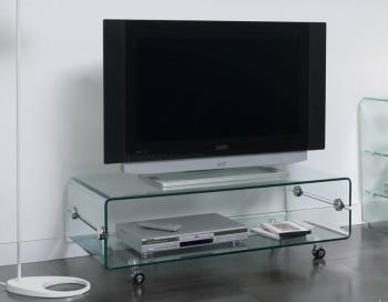 Catgorie meubles de tlvision du guide et comparateur d 39 achat for Meuble tv en verre design