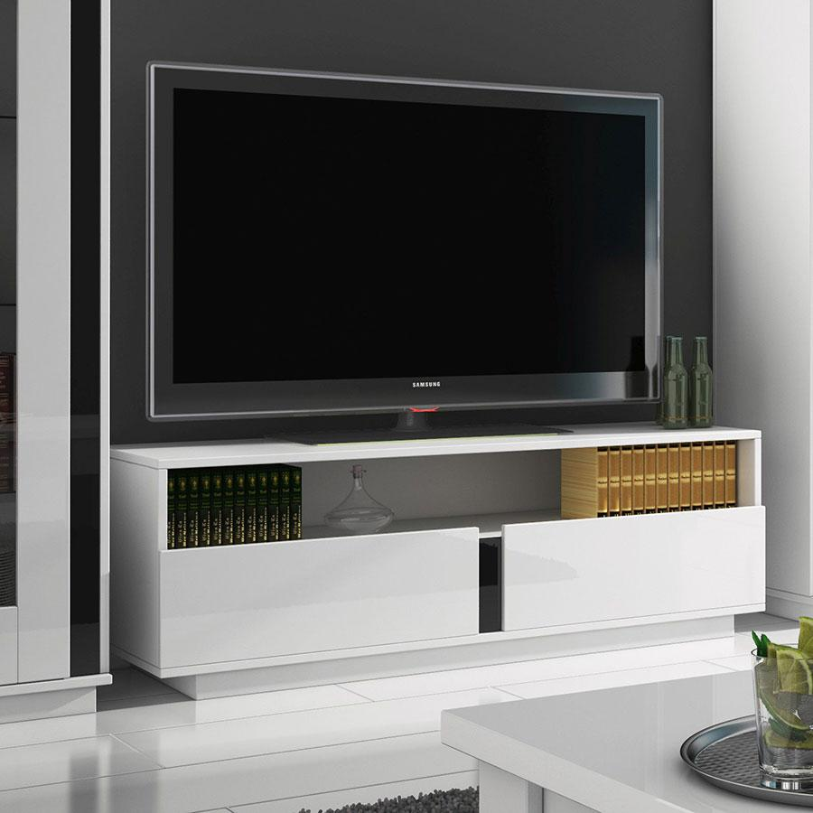 Meuble Tv Cachee Myfrdesign Co # Meuble Tv Cachee