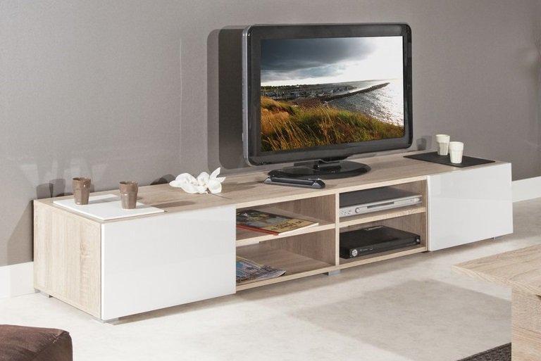 armoire 2 portes laqu es delphy 200 cm. Black Bedroom Furniture Sets. Home Design Ideas