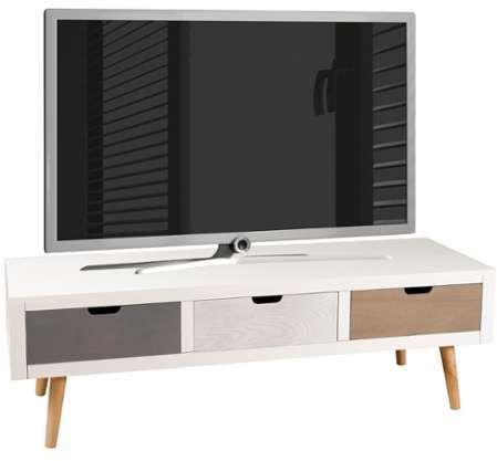 6ca69b85ba8a9b meuble tv scandinave blanc