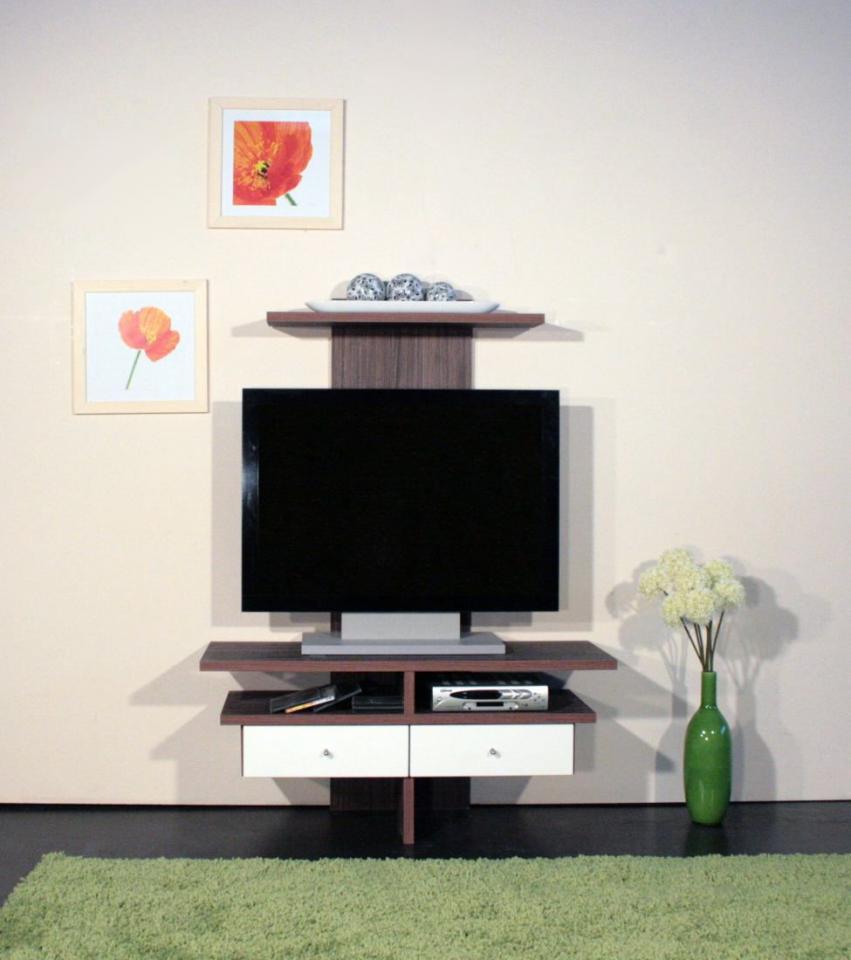 Cat Gorie Meubles De T L Vision Page 37 Du Guide Et Comparateur D  # Meuble Tv Blanc Et Marron