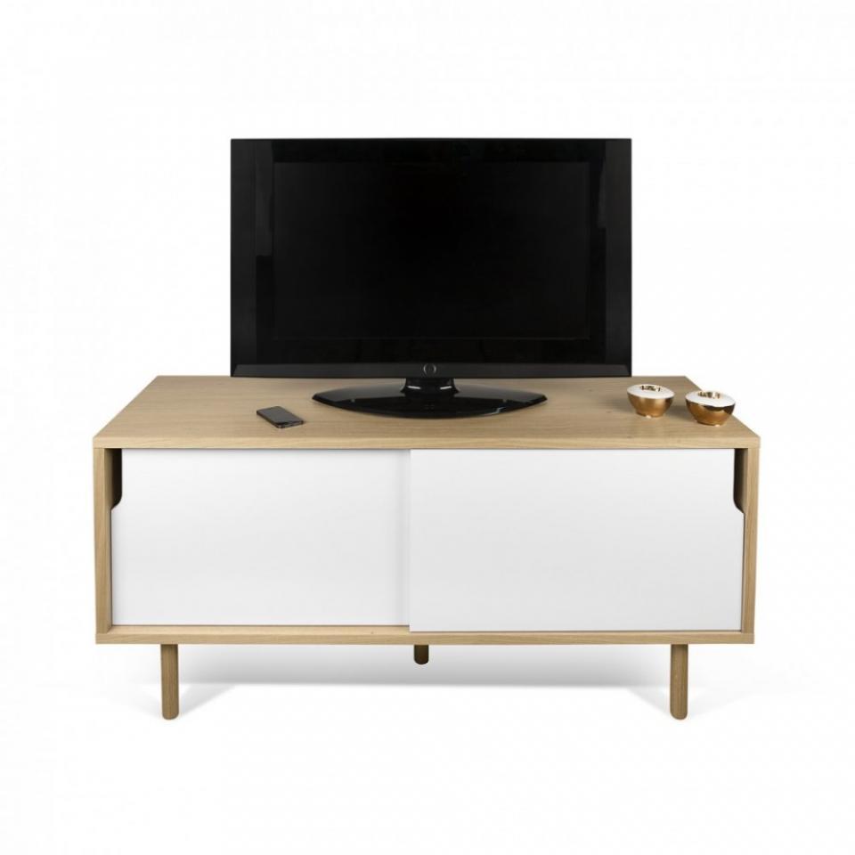 Cat Gorie Meubles De T L Vision Page 19 Du Guide Et Comparateur D  # Meubles Tv Blanc Avec Lumiere