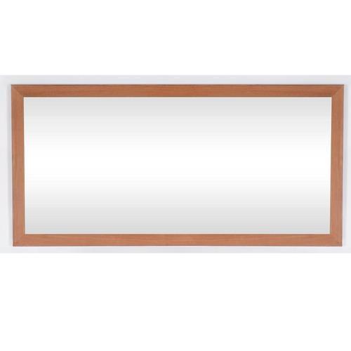 Parisot meubles espace de stockage alpha lit dcor blanc for Miroir teck 50 x 70