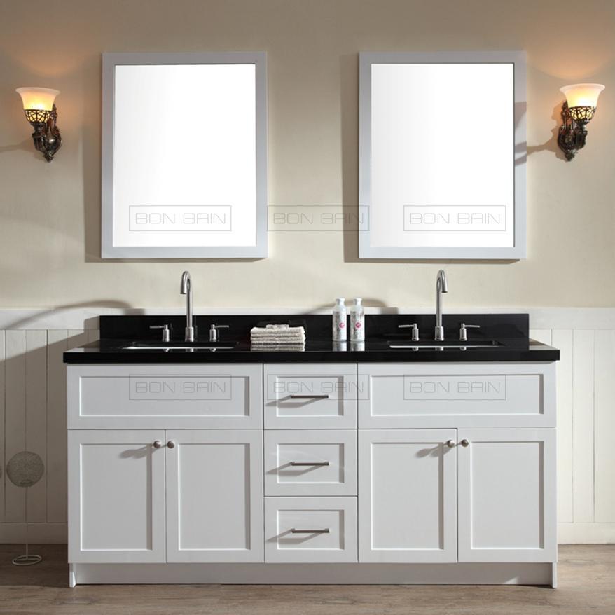 Catgorie meubles salle de bain du guide et comparateur d 39 achat for Meuble double lavabo