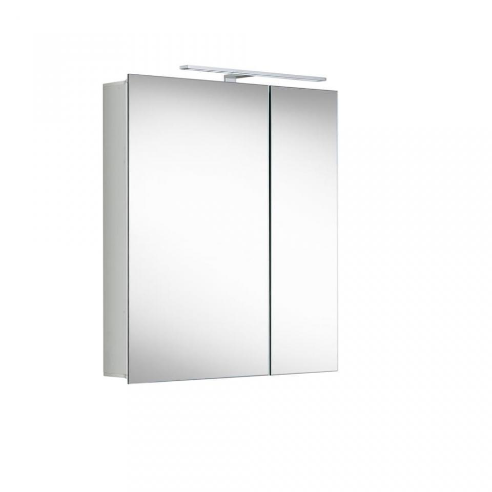 Recherche miroir du guide et comparateur d 39 achat for Armoire toilette miroir