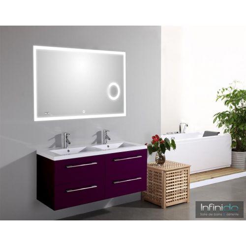 Catgorie salle de bain page 3 du guide et comparateur d 39 achat for Miroir eclairant led