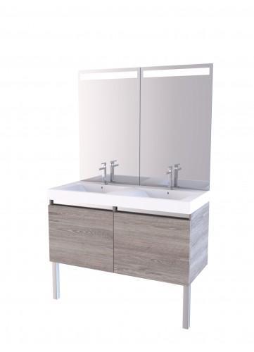 Catgorie meubles salle de bain page 3 du guide et for Miroir 110 50