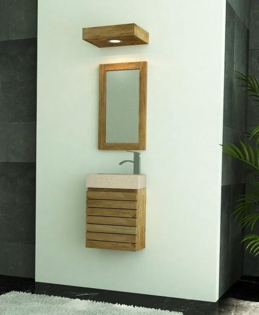 Catgorie meubles salle de bain page 3 du guide et - Petit meuble mural salle de bain ...