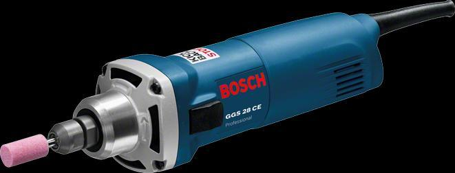 Meuleuse droite Bosch pro GGS 16 pince 8mm 16000 tr/minute