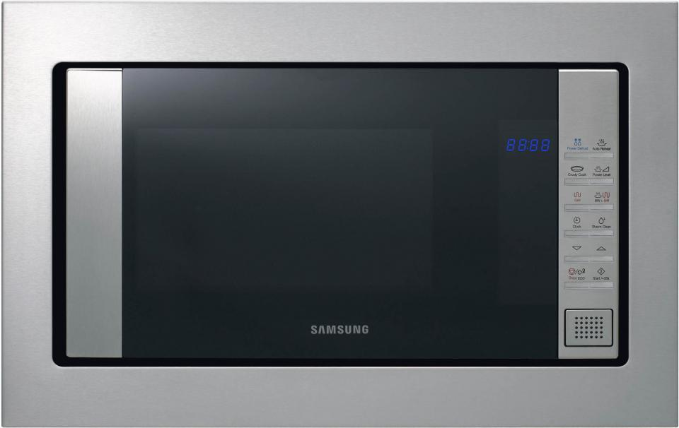 Micro onde encastrable grill samsung fg 77 sust - Micro onde samsung encastrable ...