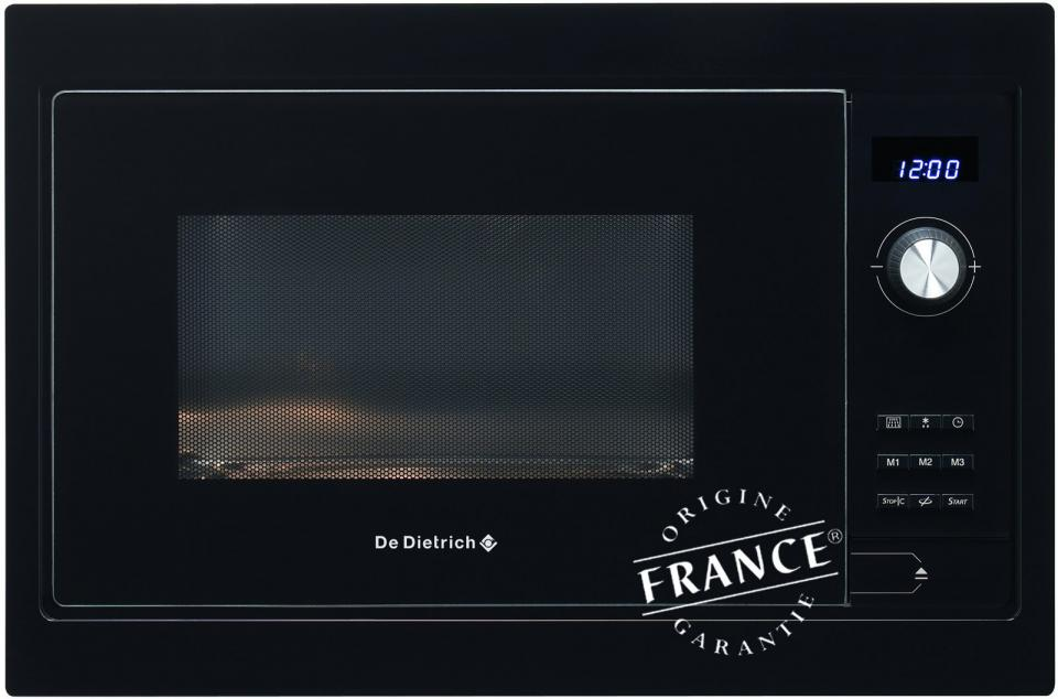 micro ondes encastrable de dietrich dme1121b