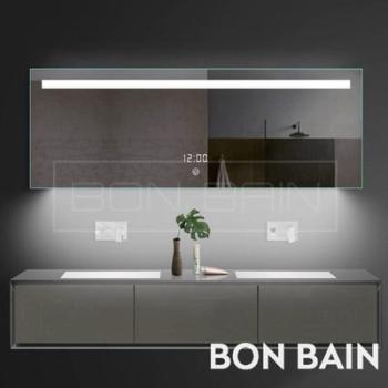 Recherche interrupteur sensitif du guide et comparateur d 39 achat - Miroir salle de bain chauffant ...
