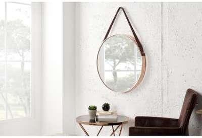 Carrefour 42cm 3150014 - Miroir rond avec corde ...