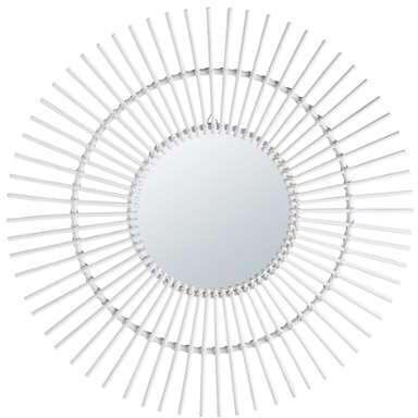 Catgorie miroir page 34 du guide et comparateur d 39 achat for Miroir rotin blanc