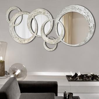 miroir dcoratif mural design - Grand Miroir Mural Design