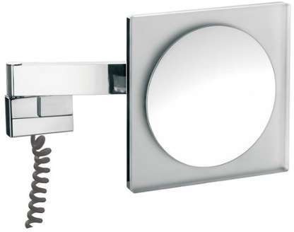 Asis Miroir Grossissant Carre
