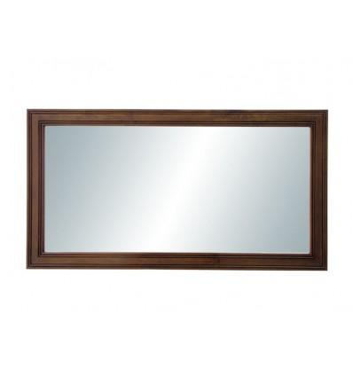 Miroir rectangulaire hva laqu blanc 59 x 48 cm prado for Miroir dichroique