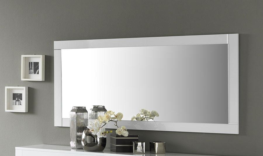 Catgorie miroir page 7 du guide et comparateur d 39 achat for Grand miroir mural blanc laque