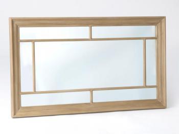 Catgorie miroir page 2 du guide et comparateur d 39 achat for Miroir mural rectangulaire bois