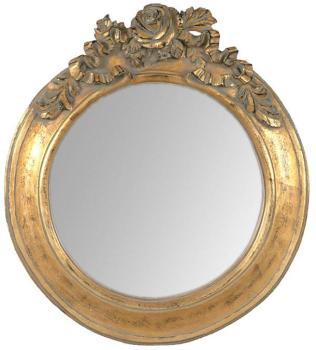 Cat gorie miroir page 9 du guide et comparateur d 39 achat for Miroir rond dore