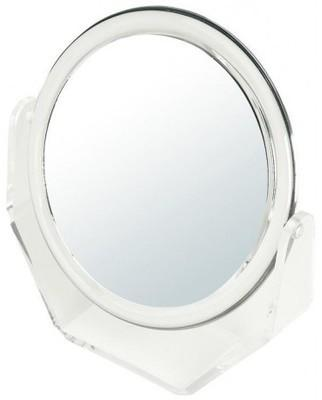 Astro lighting miroir grossissant lumineux mural masca for Miroir rond grossissant