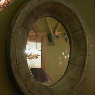 Catgorie miroir page 17 du guide et comparateur d 39 achat for Miroir ovale cadre bois