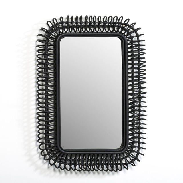 Catgorie miroir page 22 du guide et comparateur d 39 achat for Miroir rotin noir