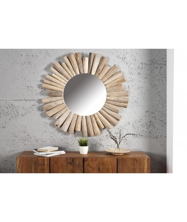 Catgorie miroir page 11 du guide et comparateur d 39 achat for Miroir soleil bois