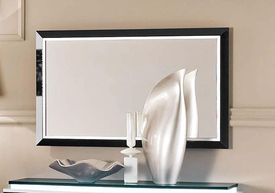 Catgorie miroir page 6 du guide et comparateur d 39 achat for Miroir design noir
