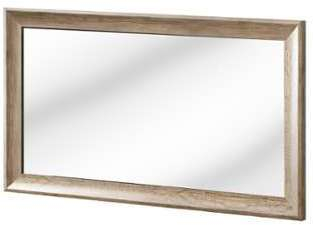 Woodman cbureau farrington en chne for Miroir mural soldes