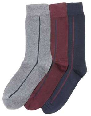 size 40 01e2c dd96b Lot de 3 paires de chaussettes