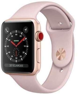 apple c watch 1 42mm rose gold alu case with midnight bl. Black Bedroom Furniture Sets. Home Design Ideas