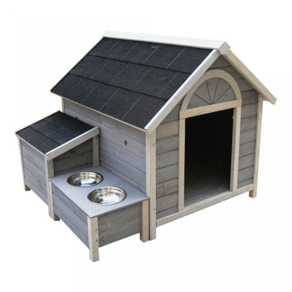 niche a chien pas cher. Black Bedroom Furniture Sets. Home Design Ideas