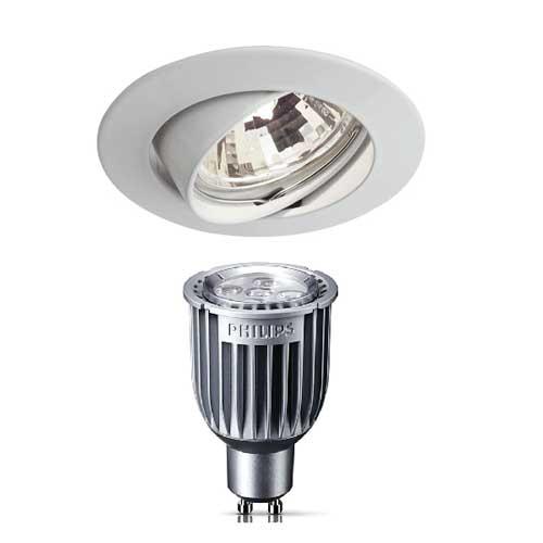 vision ampoule led gu10 7w 6000 k. Black Bedroom Furniture Sets. Home Design Ideas