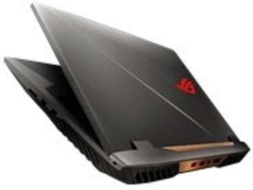 rog g502vm fy231t pc portable processeur intel core i7. Black Bedroom Furniture Sets. Home Design Ideas