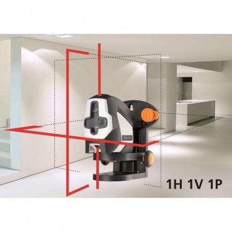 Geo laser automatique 360 linerpoint hp fennel 1 plan for Niveau laser auto ajustable