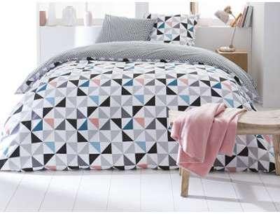 cat gorie parures housses de couettes marque today page 1 du guide et comparateur d 39 achat. Black Bedroom Furniture Sets. Home Design Ideas