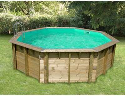 Ubbink piscine ocea 470x860 for Piscine nortland