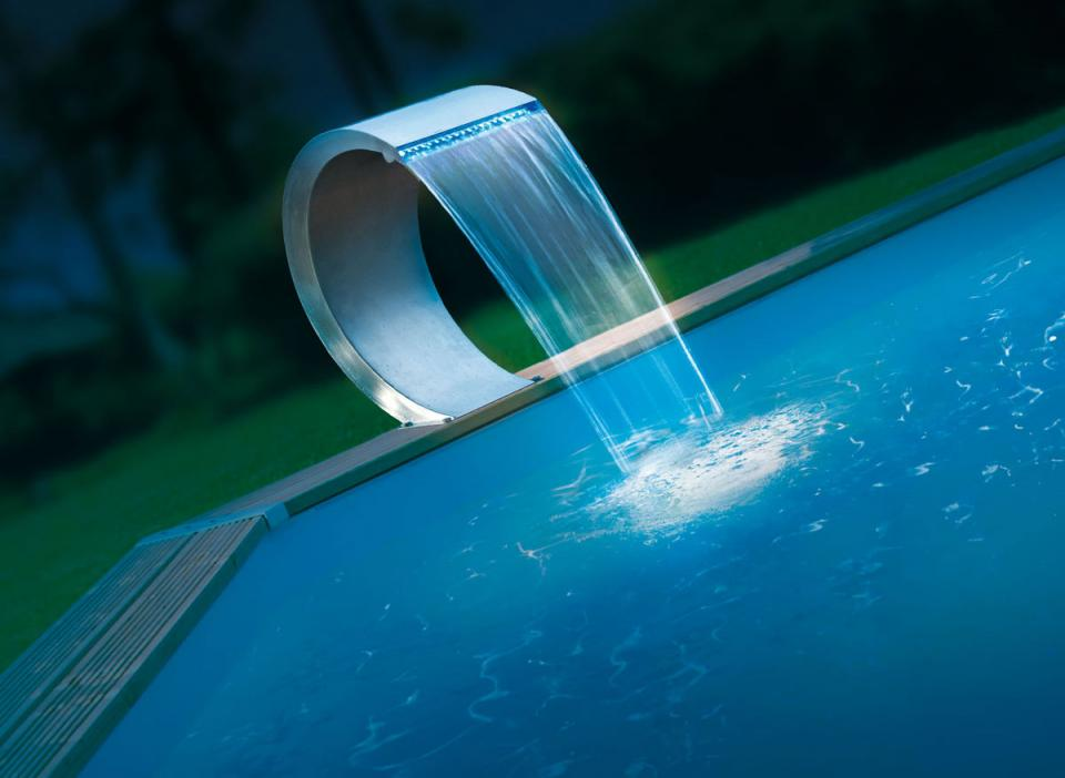 Robot piscine astral mamba for Accessoires piscine 54