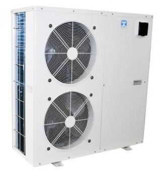 Compresseur air silencieux 50l 680w 2 moteurs for Pompe a chaleur piscine 3kw