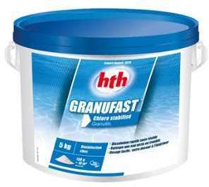 Ph moins poudre hthspa 2kg for Chlore choc piscine