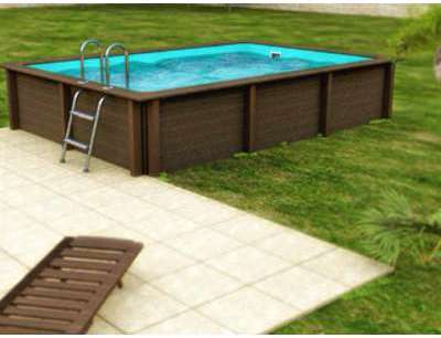 Kit Piscine Beton Excellent Piscine Beton With Kit Piscine Beton