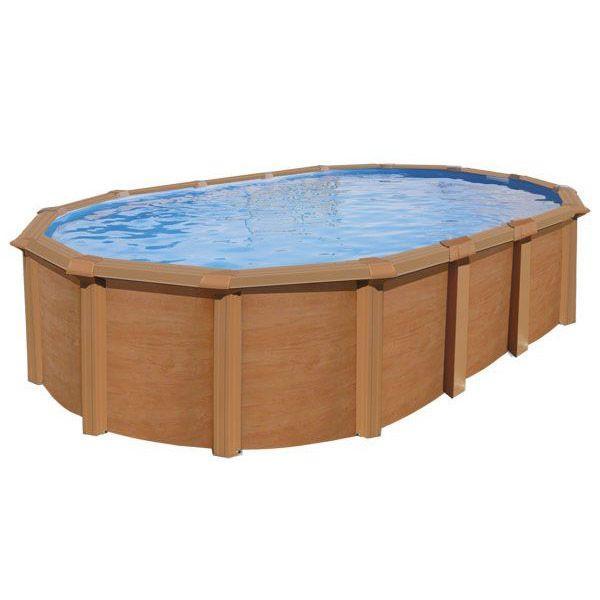 Catgorie piscine et accessoire du guide et comparateur d 39 achat for Piscine hors sol bois 8 4