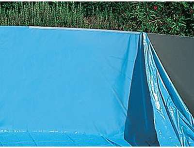 Couverture protection swimpool piscine octogonale 2dot5m for Epaisseur liner piscine