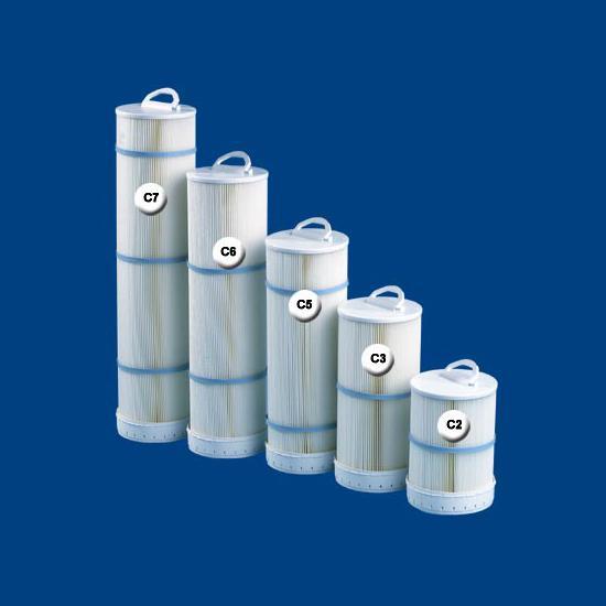 Weltico cartouche filtrante c2 pour filtre piscine for Cartouche filtrante piscine