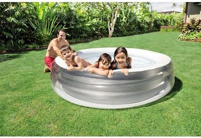 Catgorie piscine gonflable page 1 du guide et comparateur for Piscine ronde gonflable