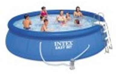 Catgorie piscine gonflable du guide et comparateur d 39 achat for Piscine hors sol 4 57 x 1 07 m easy set intex