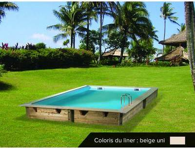 Cat gorie piscine page 10 du guide et comparateur d 39 achat for Piscine fond beige