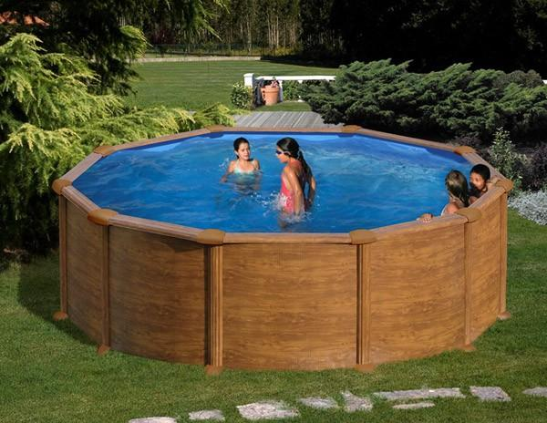 Catgorie piscine page 7 du guide et comparateur d 39 achat for Piscine hors sol 4 60