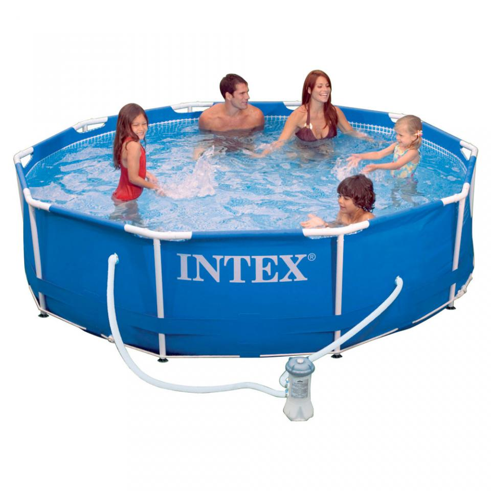 Catgorie piscine page 7 du guide et comparateur d 39 achat for Piscine intex liner